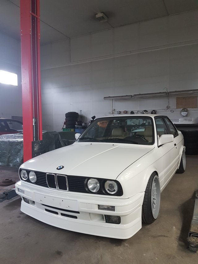 BMW E30 M-tech II  - Sivu 7 20160710_092257