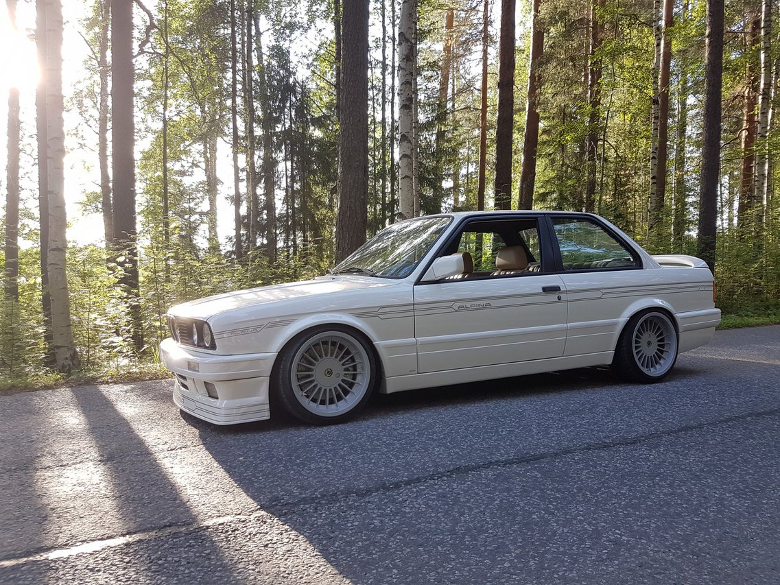 BMW E30 M-tech II  - Sivu 7 20160729_192608